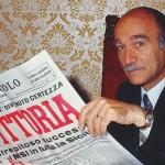 Giorgio Almirante, la seconda segreteria