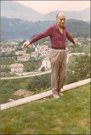 Giorgio Almirante - Sul Movimento Sociale Italiano