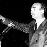 Il delirio dei partigiani: in guerra contro il convegno su Almirante a Bari